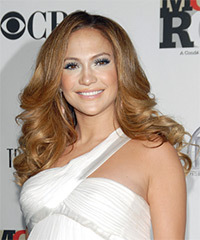 Jennifer Lopez hairstyles.